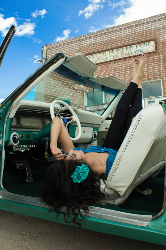 #impala, #pin-up